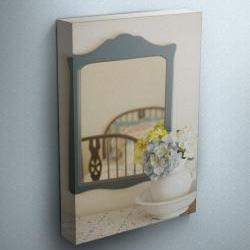 """Vintage Bedroom Dresser - Fine Art Photograph on Gallery Wrapped Canvas - 16x12"""" & more"""